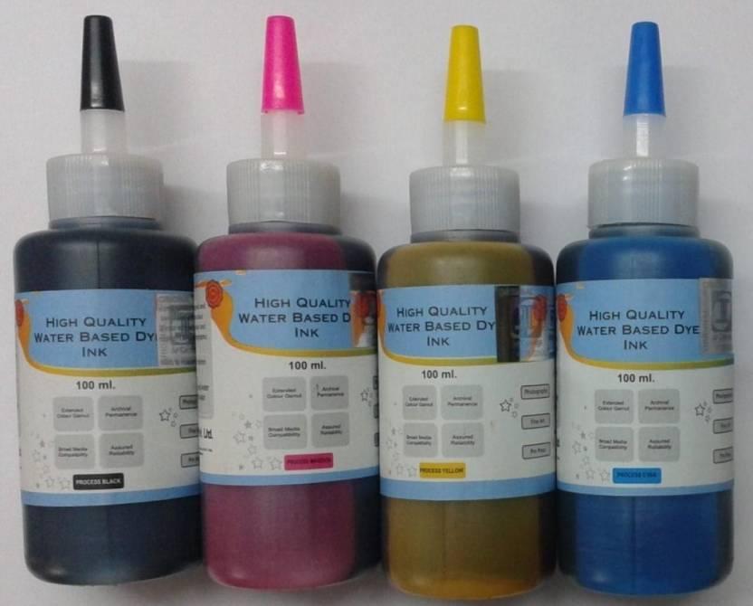Flowjet Brother Multi Color Ink