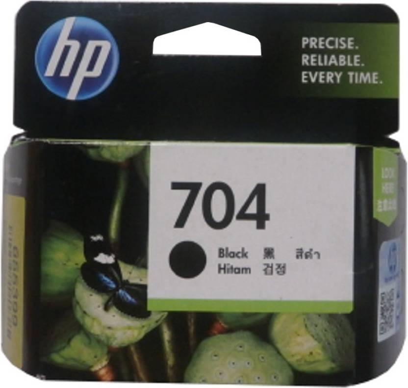 HP 704 Single Color Ink Cartridge
