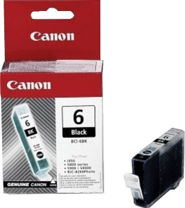 Canon BCI 6 Black Ink cartridge