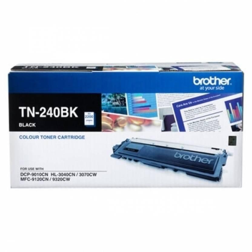 Brother TN 240BK Toner cartridge