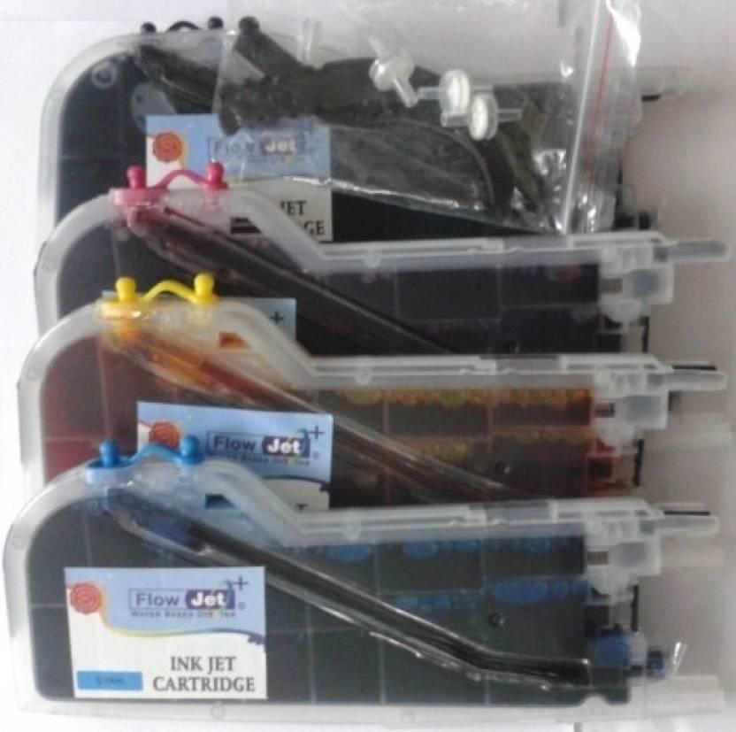 Flowjet Brother LC400/450 Magenta Ink Cartridge