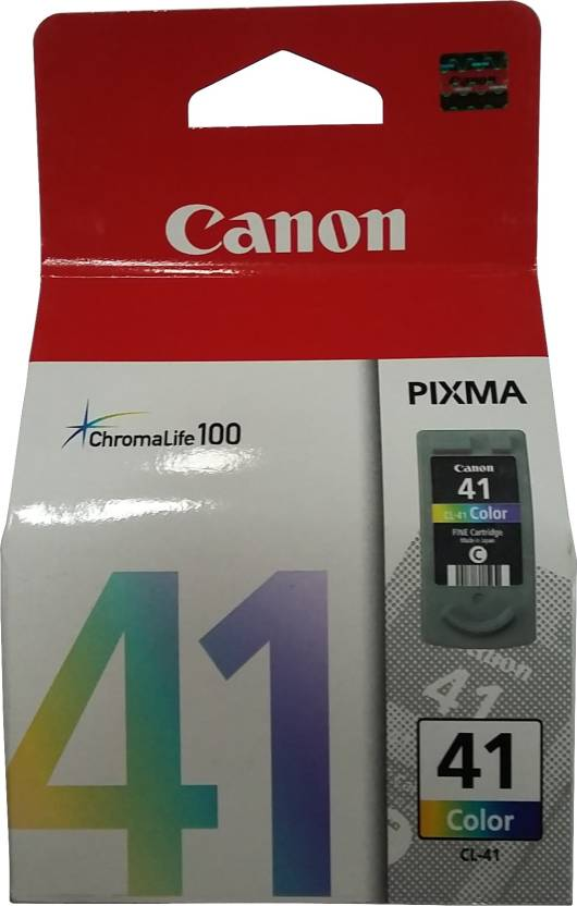 Canon CL 41 Tricolour Ink Cartridge
