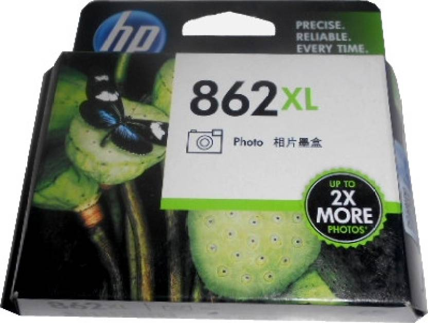 HP 862XL Photo Ink Cartridge