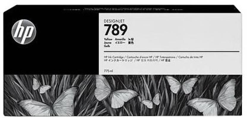 HP 789 775 ml Yellow Latex Designjet Ink Cartridge