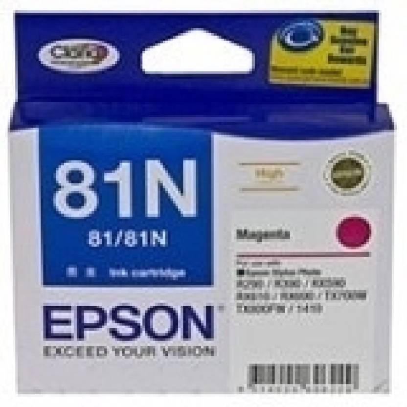 Epson 81N Magenta Ink cartridge C13T111390