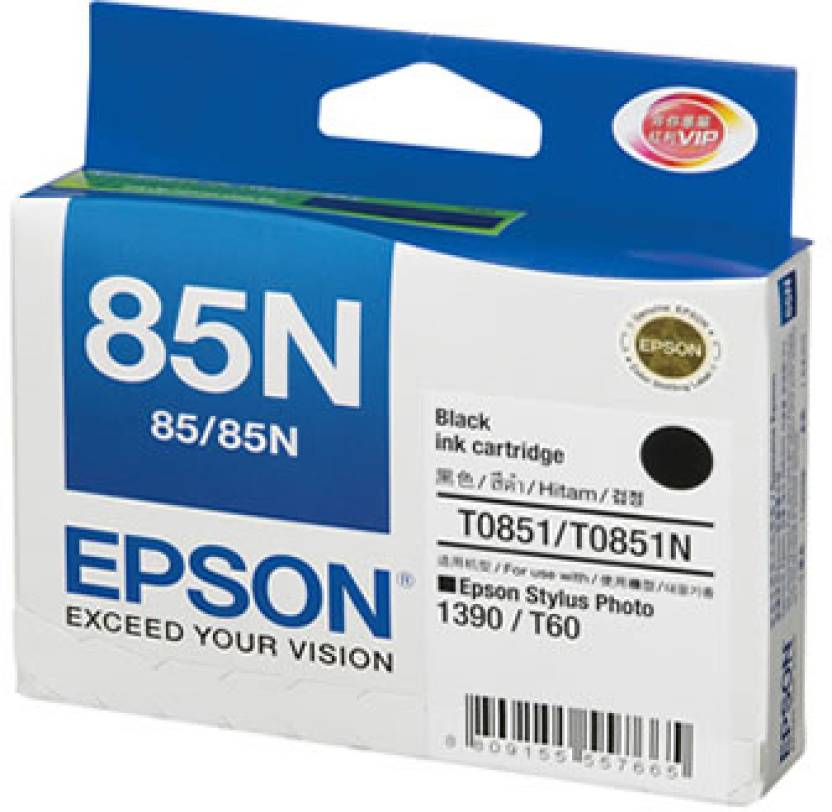 Epson 85N Black Ink cartridge C13T122100