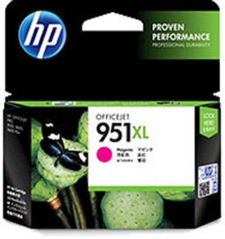 HP 951XL Officejet Single Color Ink
