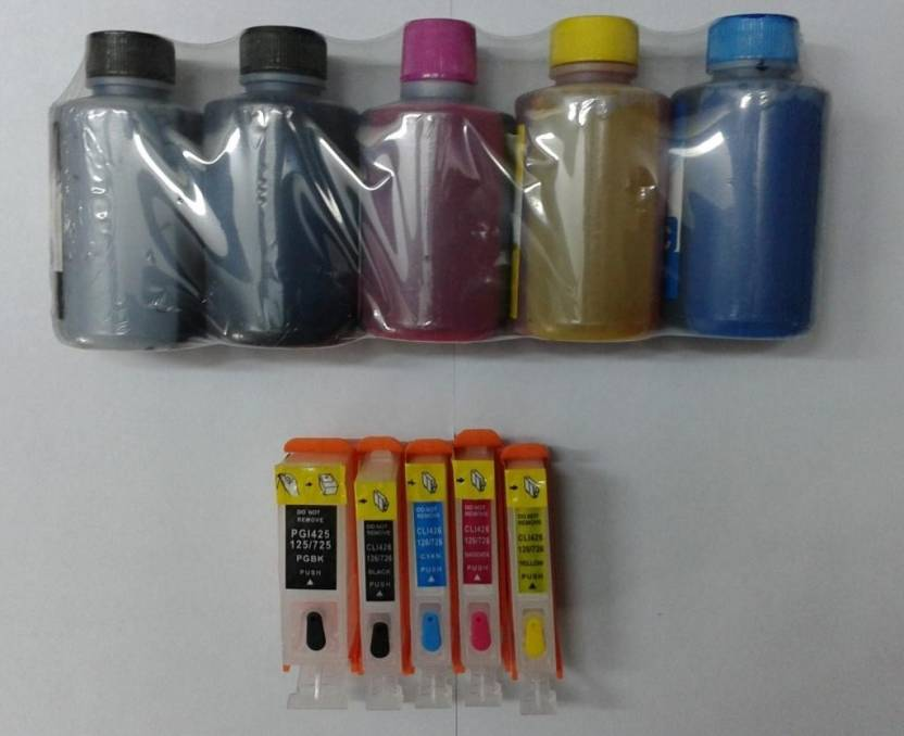 Formujet Canon 725/726 Cartridges And Ink Single Color Ink