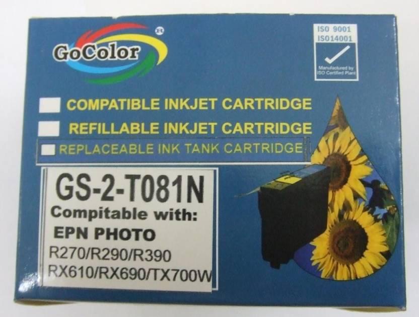 Gocolor 81N Multi Color Ink