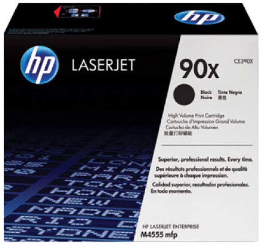 HP 90X Black LaserJet Toner Cartridge