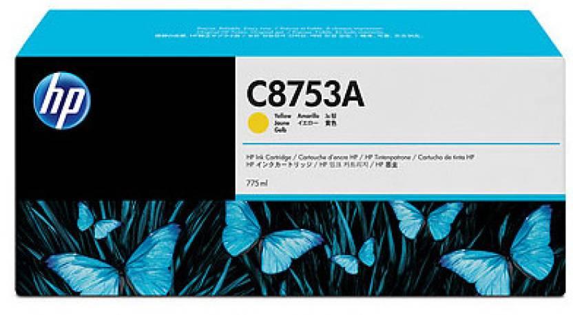 HP C8753A Yellow Ink Cartridge