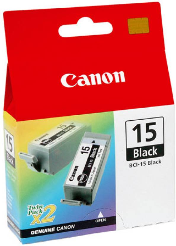 Canon BCI-15 Black Ink Tank