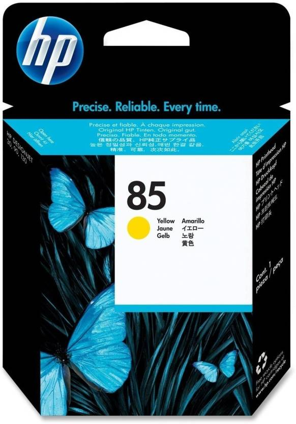 HP 85 Yellow Printhead