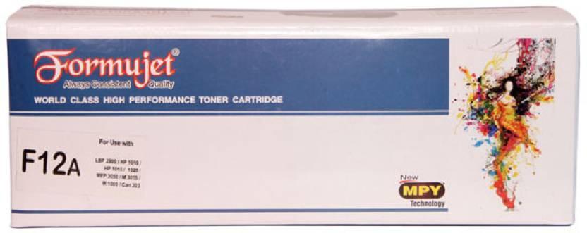 Formujet 12A Single Color Toner
