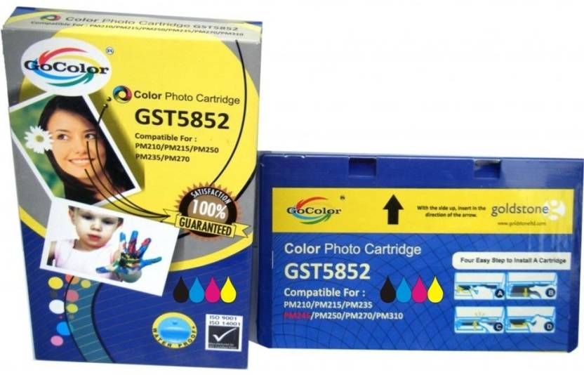 Gocolor 5852 Multi Color Ink