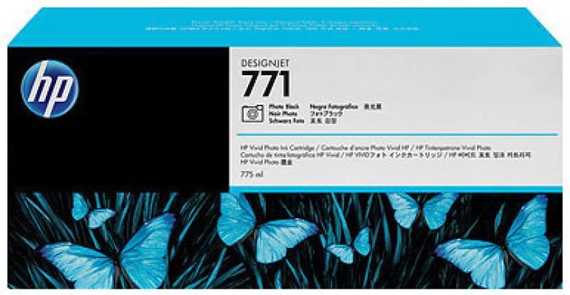 HP 771 Photo Black Designjet Ink Cartridge