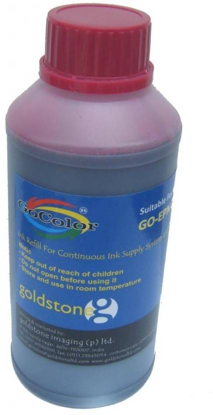 GoColor Epson 500ml Dye ink Single Color Ink
