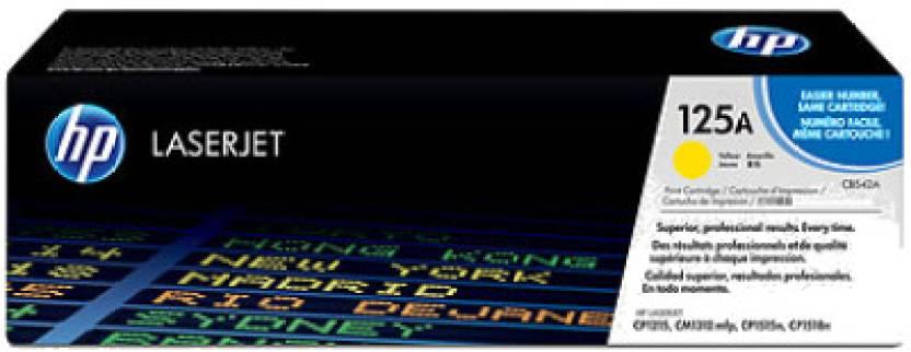 HP 125A Yellow LaserJet Toner Cartridge