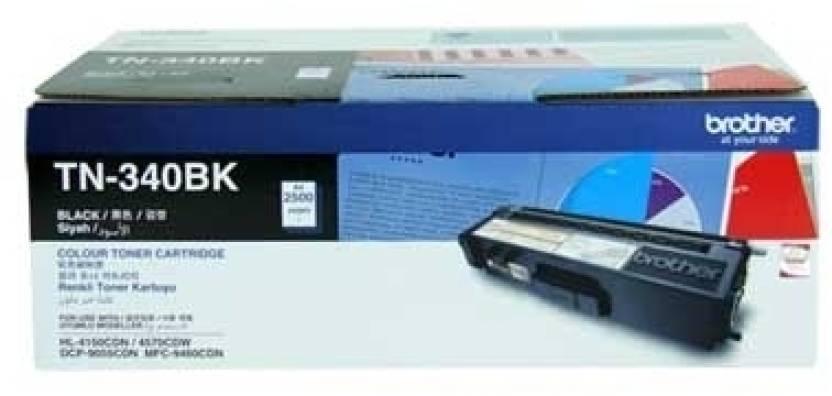 Brother TN 340BK Toner cartridge