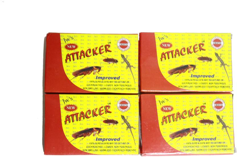 JW'S NEW ATTACKER NEW ATTACKER 4 PIECE