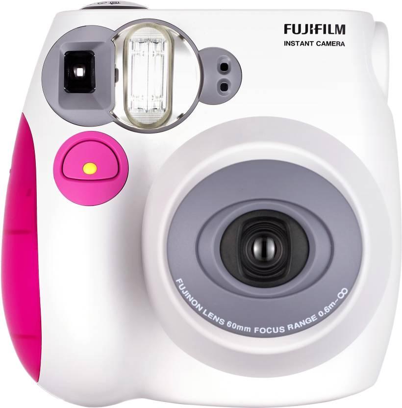 f1a1d8f26305 Fujifilm Instax Mini 7s Instant Camera Price in India - Buy Fujifilm ...
