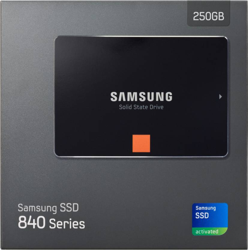 Samsung 840 Series 250 GB SSD Internal Hard Drive (MZ-7TD250BW)
