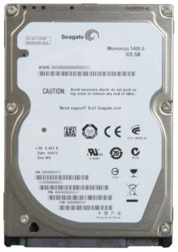 Seagate Momentus 320 GB Laptop Internal Hard Disk Drive (ST9320325AS)