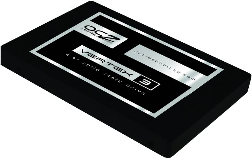 OCZ Vertex 3 120 GB Desktop, Laptop Internal Solid State Drive (VTX3-25SAT3-120G)