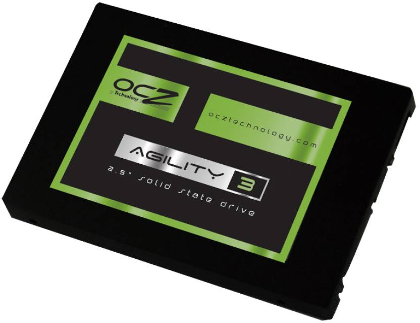 OCZ Agility 3 60 GB Desktop, Laptop Internal Solid State Drive (AGT3-25SAT3-60G)