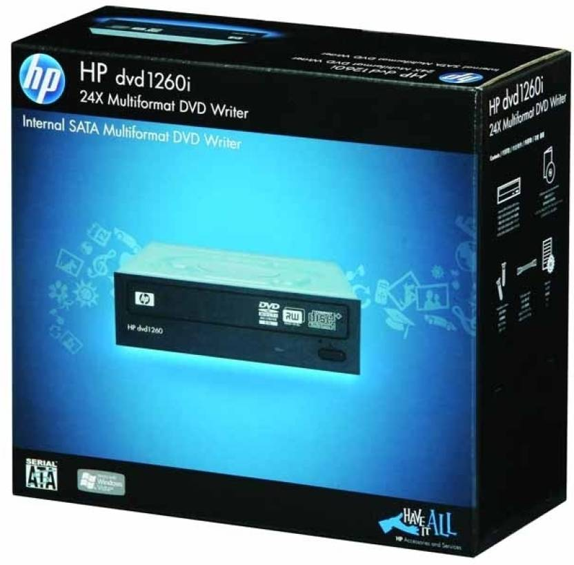 HP DVD1260i-UH07D / DVD1260i-UH03 C DVD Burner Internal Optical Drive