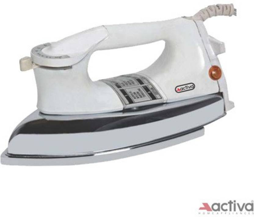 ACTIVA Plancha Heavy Weight Dry Iron