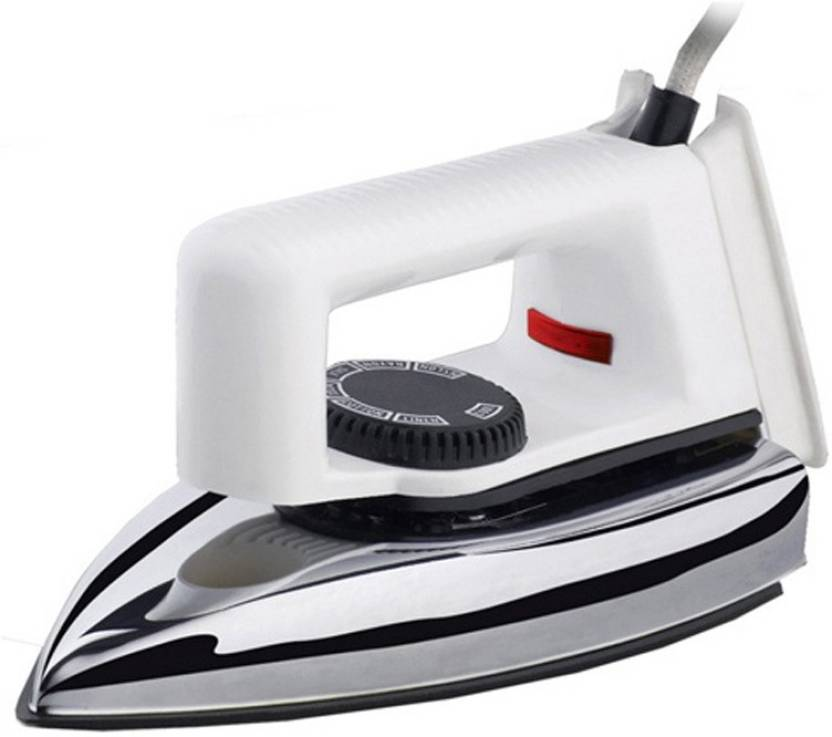 Soni Popular 750 W Dry Iron (White)