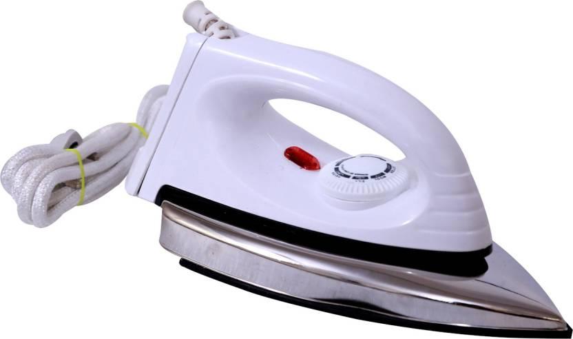 Awi vb Prime White W120 (White) 750W Dry Iron (Milky White)