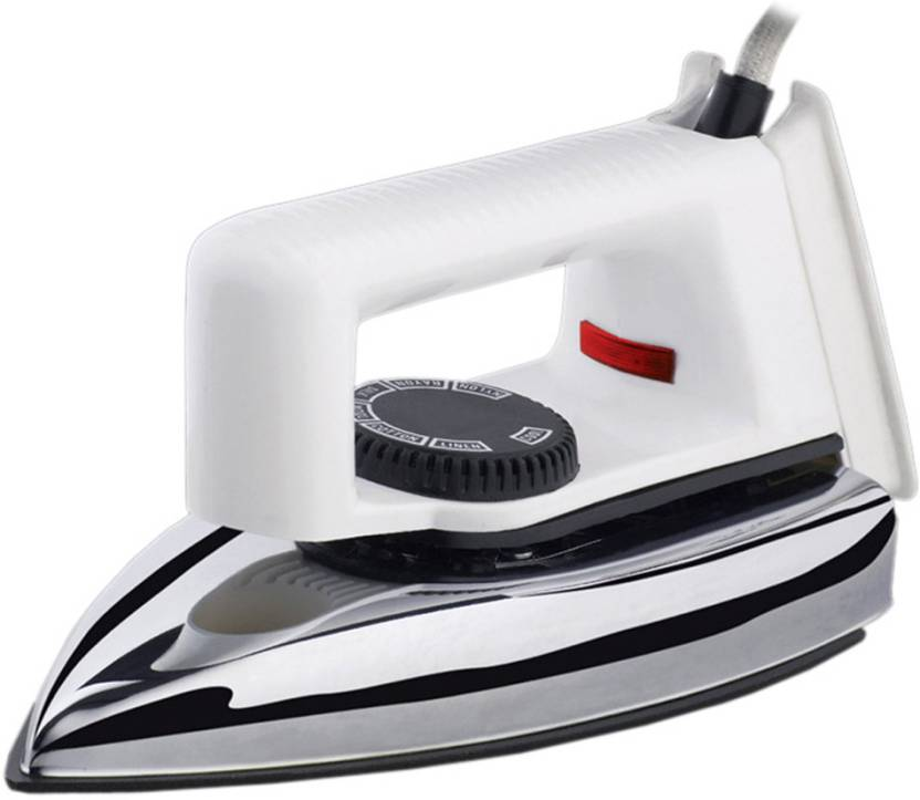 Magic Surya Popular Dry Iron (White)