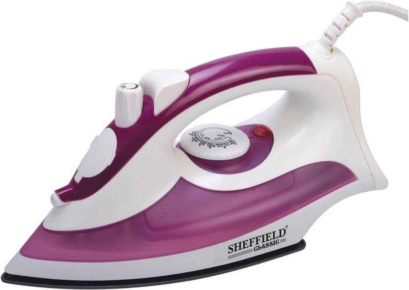 Sheffield Classic SH-9016-GZ Steam Iron