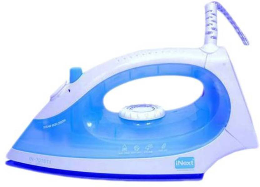 iNext IN701ST1 Steam Iron (Sky Blue)