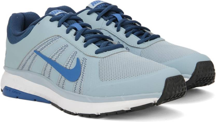 huge discount 93e90 7d7ae Nike DART 12 MSL Running Shoes For Men (Blue)