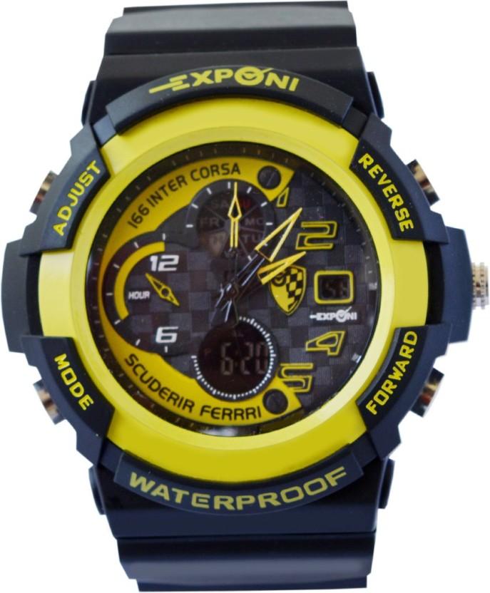 166 inter corsa часы купить комбинированные часы наручные