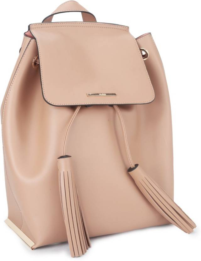 e3350223121 ALDO ASIRAWIA 1.5 L Backpack Camel W Lt Gold Hw - Price in India ...