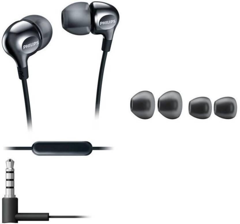 60678323247639 Philips SHE3705BK/00 Headphone Price in India - Buy Philips ...