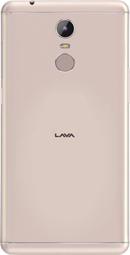 Lava Z25 (Gold, 32 GB)(4 GB RAM)