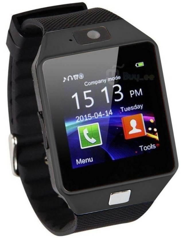 Maxeon with SIM card, 32GB memory card slot, 002-BK Black Smartwatch