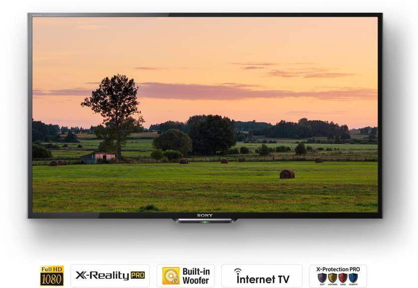 Sony Bravia 80.1cm (32 inch) Full HD LED Smart TV(KLV-32W562D)
