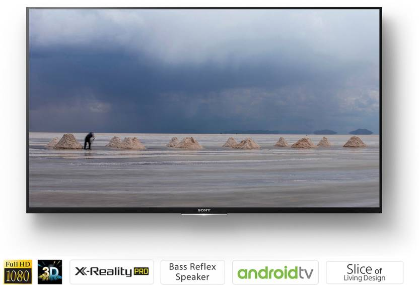 Sony Android 108cm (43 inch) Full HD LED Smart TV(KDL-43W800D)