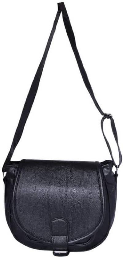 b8d26e7d1260 Kreative Bags by kreative women bags Waterproof Shoulder Bag (Black