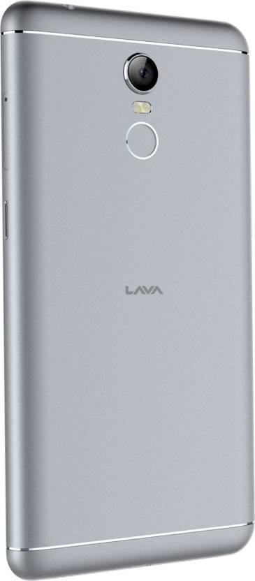 Lava Z25 (Grey, 32 GB)(4 GB RAM)
