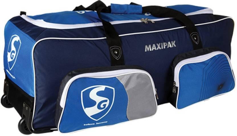 9280151d34a4 SG Maxipak Kit Bag - Buy SG Maxipak Kit Bag Online at Best Prices in ...