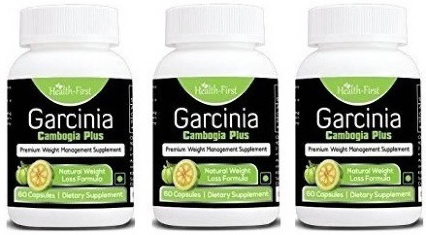 Health First Garcinia Cambogia Extract Plus Premium High Strength