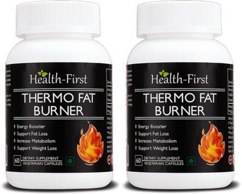 Health First Thermo Fat Burner For Weight Loss And Energy Booster 120 Capsules