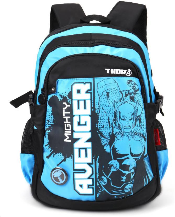 Marvel Mighty Thor School Bag 19 Inch Backpack (Multicolour 5ff0900188bbb